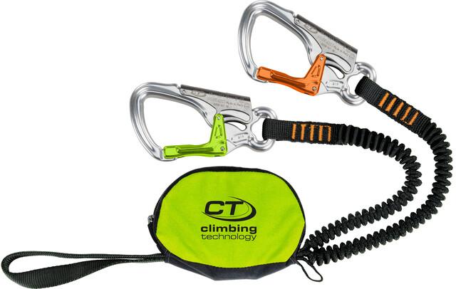 Climbing Technology Klettergurt : Climbing technology k advance spring via ferrata campz